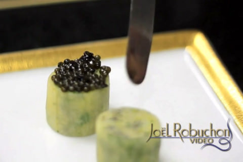 Joel Robuchon The Making of LeCaviar | Video